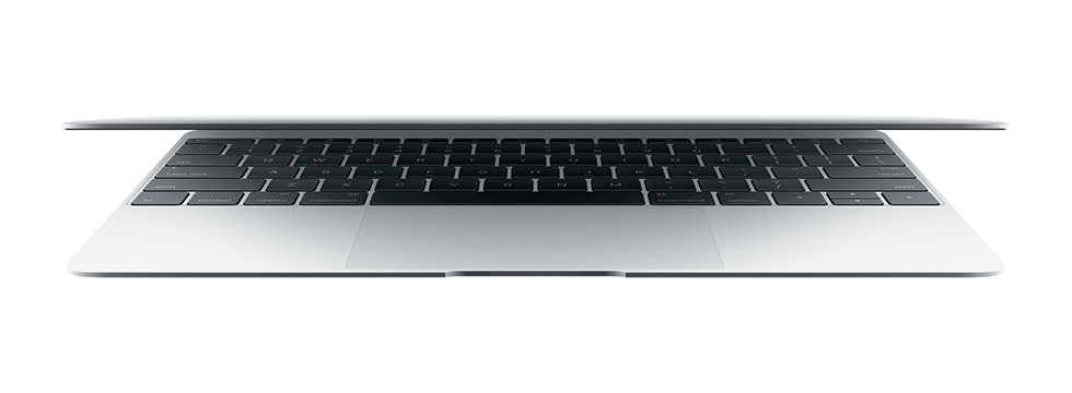 Das neue MacBook 12″ mit Retina Display