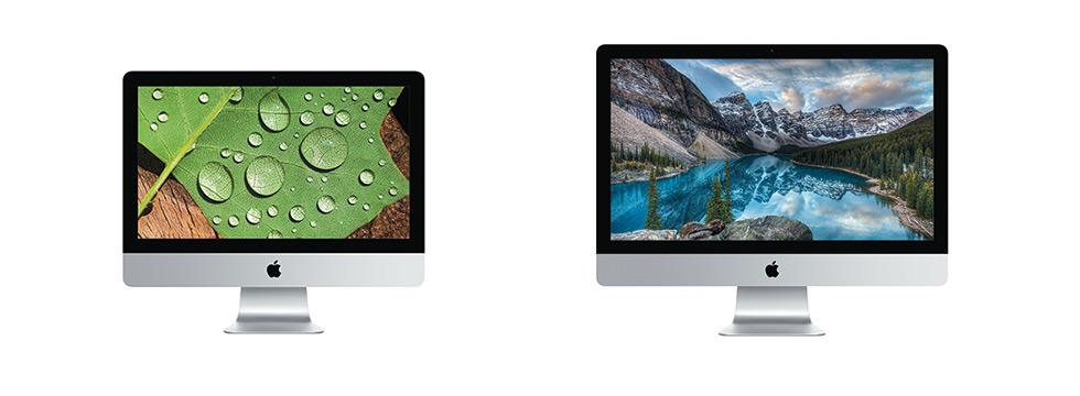 Apple iMac mit Retina Display