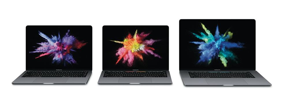 MacBook Pro 13″ und 15″