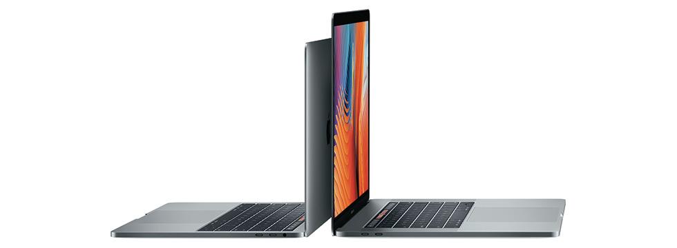 Neues MacBook Pro mit Touchbar